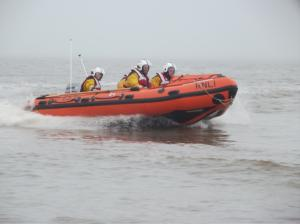 Photo of RNLI LIFEBOAT D-653 ship