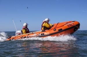 Photo of RNLI LIFEBOAT D-677 ship