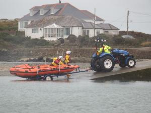 Photo of RNLI LIFEBOAT D-753 ship