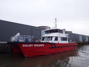 Photo of DALBY WHARFE ship