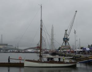 Photo of LEILA ship