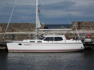 Photo of HORNPIPE 2 ship