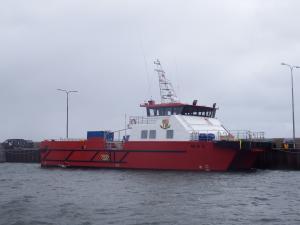 Photo of MO1 ship