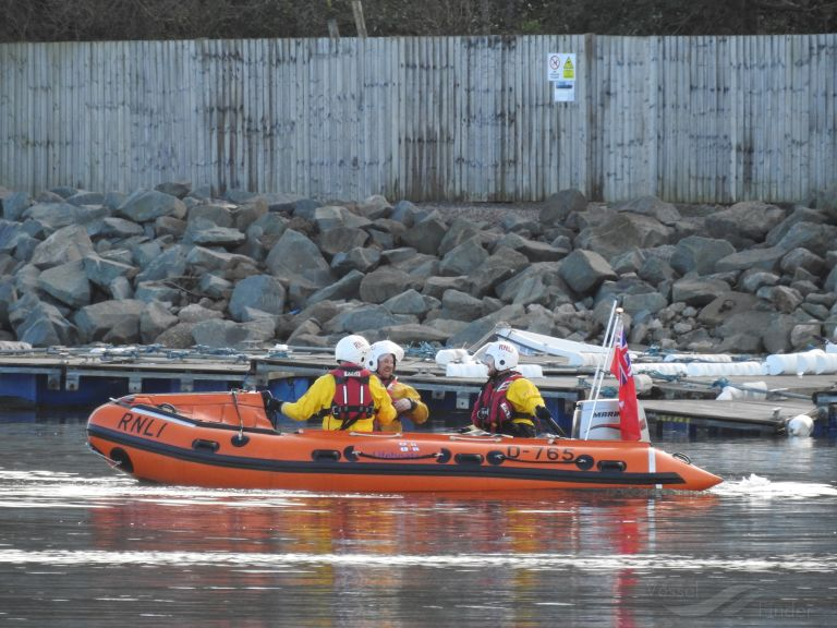 RNLI LIFEBOAT D-765 photo