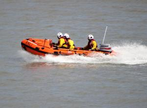 Photo of RNLI LIFEBOAT D-692 ship