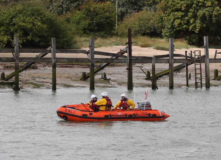 RNLI LIFEBOAT D-769 photo