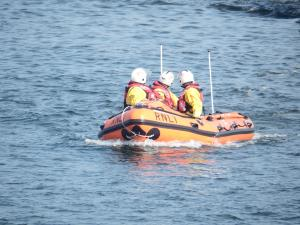 Photo of RNLI LIFEBOAT D-770 ship