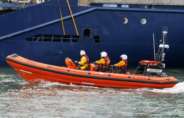 RNLI LIFEBOAT B-845 photo