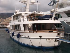 Photo of SPADA ship