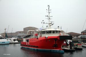 Photo of DSV CURTIS MARSHALL ship