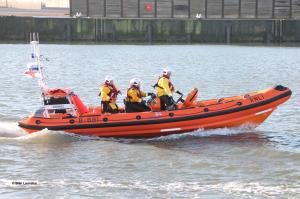 Photo of RNLI LIFEBOAT B-881 ship