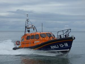 Photo of RNLI LIFEBOAT 13-18 ship