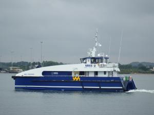 Photo of MMS CRUSADER ship