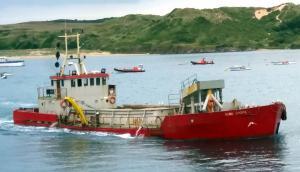 Photo of SANDSNIPE ship