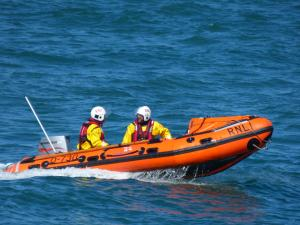 Photo of RNLI LIFEBOAT D-730 ship