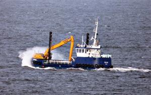 Photo of SELKIE ship