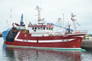 Photo of REBECCA FR143 ship