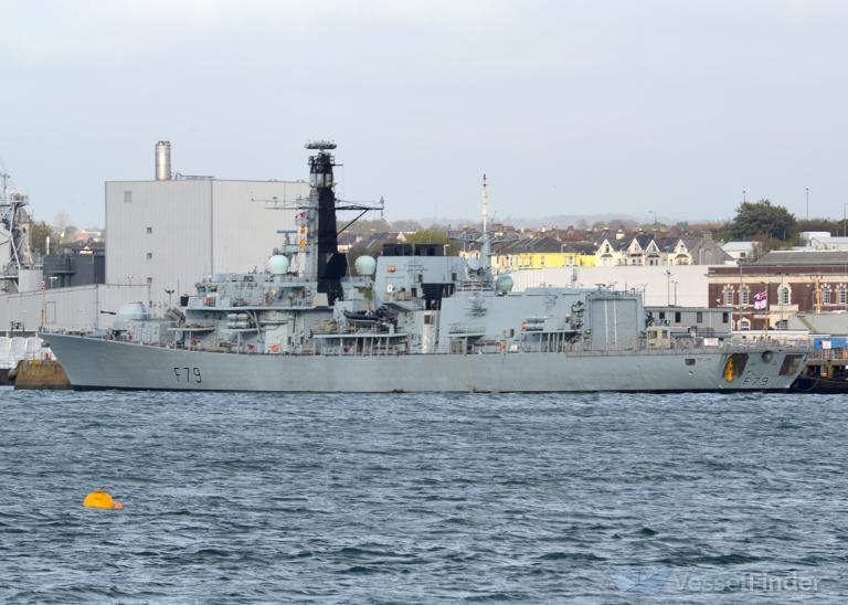 HMS PORTLAND photo