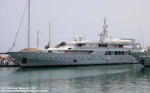 Photo of SHAF ship