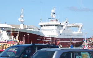 Photo of KINGS CROSS FR380 ship