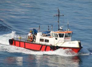 Photo of REDWOLF ship
