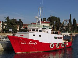 Photo of JURE ship