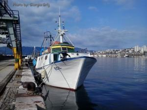 Photo of EOL ship