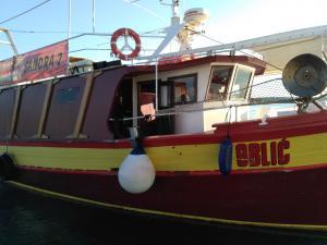 Photo of OBLIC ship