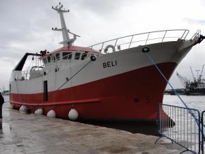 Photo of BELI ship
