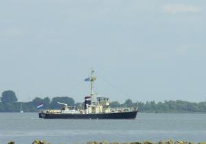 Photo of FREYR ship
