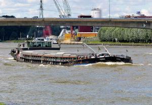 Photo of TESSA ship