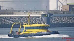 Photo of SURVEYOR 2 ship