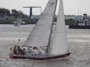 Photo of CRAZY D ship
