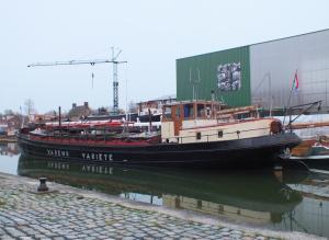 Photo of NOOIT VOLMAAKT ship