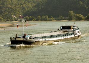 Photo of TRAMP ship