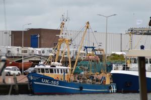 Photo of UK165  LUMMETJE ship