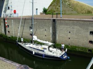 Photo of EXTASE ship