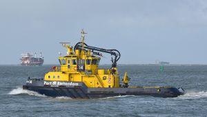 Photo of RPA14 ship