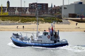 Photo of BERNARD VAN LEER SAR ship