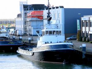 Photo of STEENBANK ship