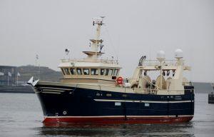 Photo of UK642 BERENDINA ship