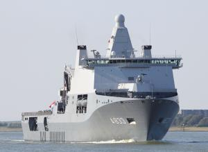 Photo of HNLMS KAREL DOORMAN ship