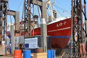 Photo of LO7 ZWERVER ship