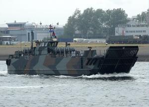 Photo of LCU L9529 ship