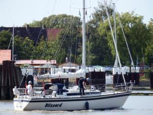 Photo of BLIZZARD ship