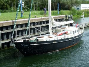 Photo of KYRA ship
