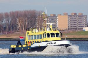 Photo of MAESLANT ship