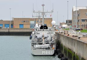 Photo of HNLMS URK ship