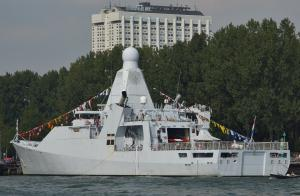 Photo of HNLMS HOLLAND ship