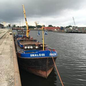 Photo of SMALO 3 ship